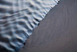 Where sea meets shore
