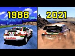 Evolution of Rally Games 1988-2021 – YouTube