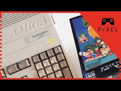 45 Games That Defined the AMIGA 500 – YouTube