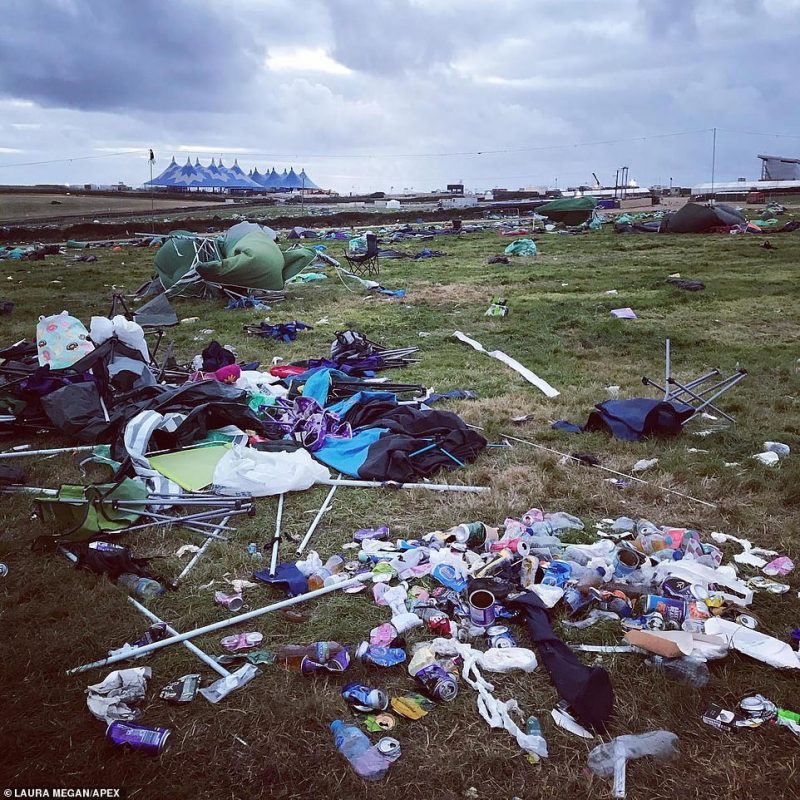 'Shame on all of you': Fury at 'hypocritical' Boardmasters festival goer ...