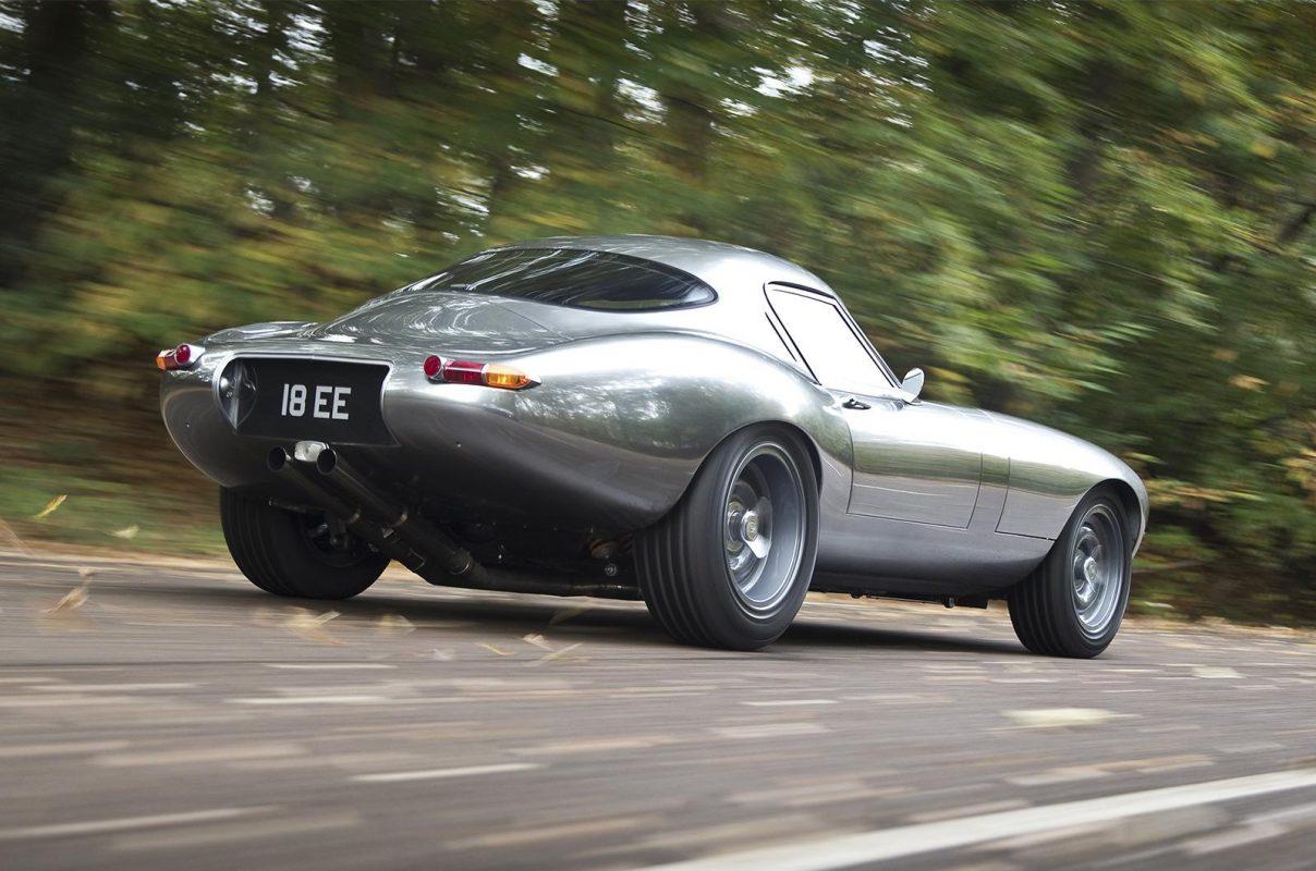 Jaguar Type-E