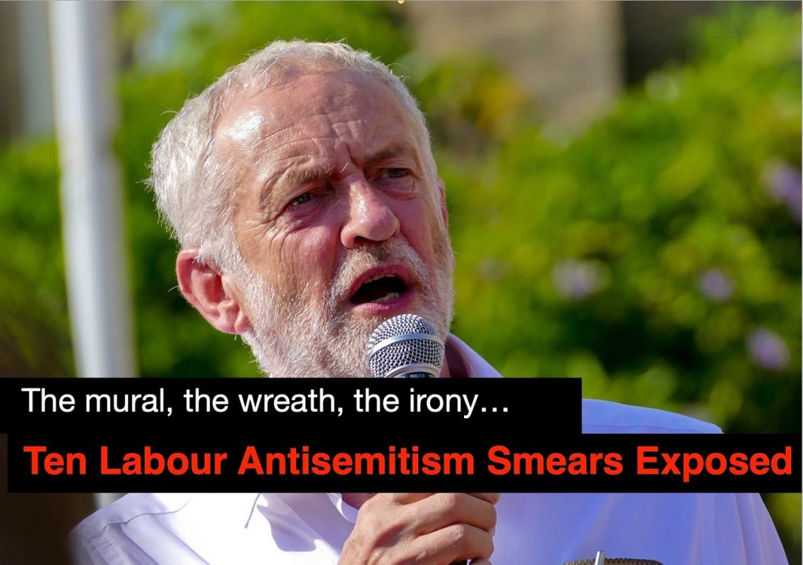 Ten Labour Antisemitism Smears Exposed. | by Simon Maginn | Medium