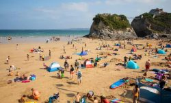 'It's really hit us now': Newquay becomes England's Covid capital