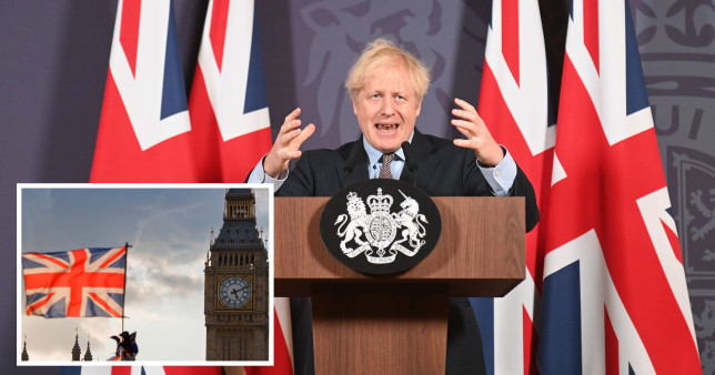 UK spent more than £163,000 in two years on Union flags in a bid to boost 'national pride& ...
