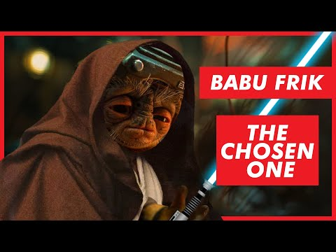 BABU FRIK IS THE CHOSEN ONE – YouTube