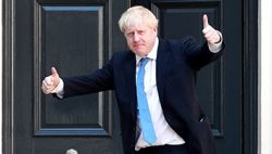 'Brexit going really well actually' insists government with no fuel, energy, food, workers, bord ...