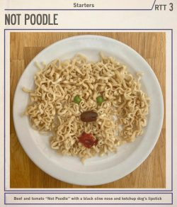 Not Poodle