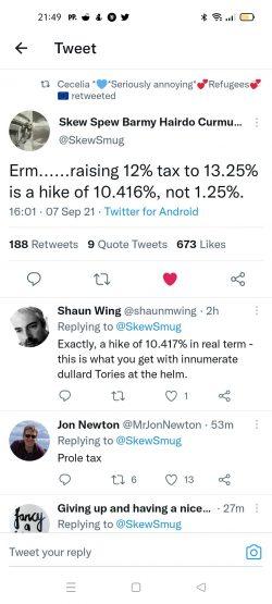 10% Brexit Tax