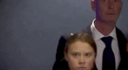 If a picture is worth 1,000 words then this GIF is worth 100,000 – Greta Thunberg sees Don ...