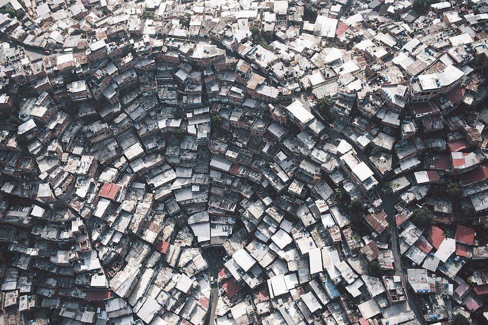 Neighbourhood in Caracas, Venezuela