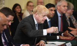 In plain sight, Boris Johnson is rigging the system to stay in power
