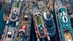 Cruise ships being scrapped because of the Covid pandemic
