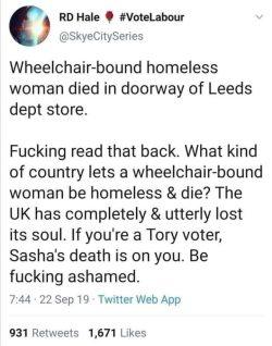 UK under Tories