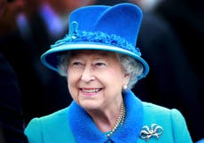 Queen to receive government 'bailout' to top up income after Crown Estate hit by economic slump