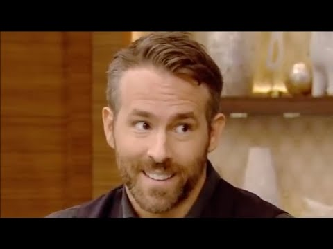 ryan reynolds effortlessly hilarious interview clips – YouTube